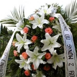 wieńce pogrzebowe 42